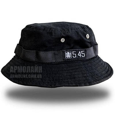 """Панама милитари """"5.45"""" (BLACK)"""