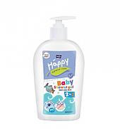Гель для мытья тела и волос 2 в 1 bella baby Happy natural care, 300 мл