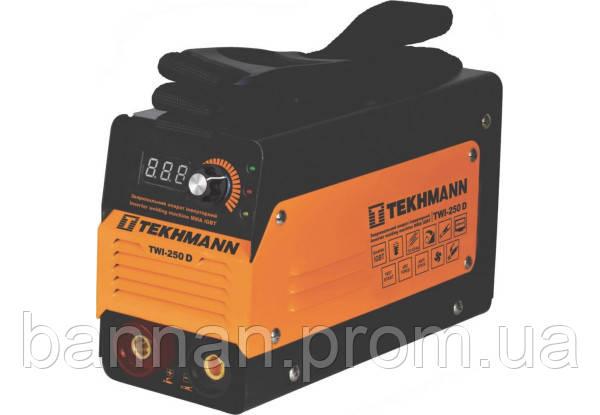 Сварочный аппарат Tekhmann TWI-250 D, фото 2