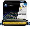 Заправка картриджа HP 642A yellow CB402A для принтера LJ CP4005dn в Киеве