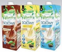 Соевое молоко Vitanella 1 л