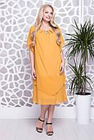 77148b74cd3 Платье шифоновое большого размера в Украине. Сравнить цены