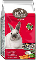 Корм для кроликов Deli Nature Premium 3 кг.
