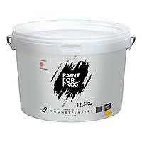 Магнитная штукатурка Профессиональная Paintforpros 12,5 кг на 5 кв.м.