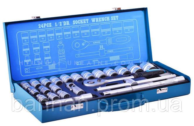 Набор инструмента Hyundai K 24, фото 2