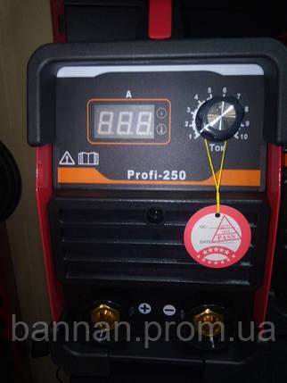 Инверторный сварочный аппарат Edon PROFI-250, фото 2