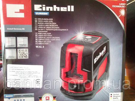 Лазерный нивелир Einhell TC-LL 2, фото 2