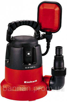 Насос дренажный для чистой воды Einhell GC-SP 3580 LL, фото 2