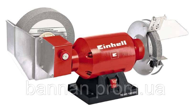 Точило Einhell TC-WD 150/200