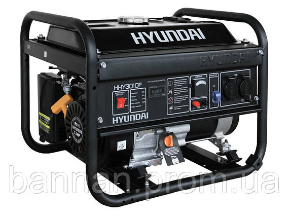 Генератор Hyundai HHY 3010F, фото 2