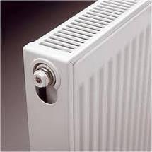 Стальной радиатор TIBERIS тип 22 500х500, фото 3