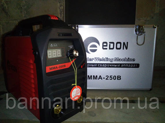 Сварочный инвертор Edon MMA 250 B, фото 2