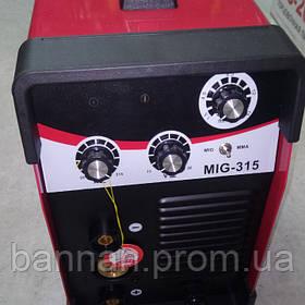 Инверторный полуавтомат Edon MIG 315