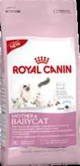 Royal Canin MOTHER&BABYCAT 2кг корм для котят до 4 месяцев, для кошек в период беременности