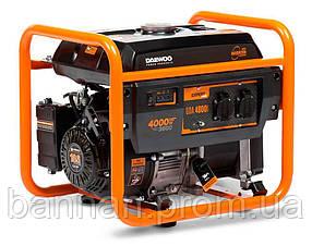 Бензиновый инверторный генератор Daewoo GDA 4800i