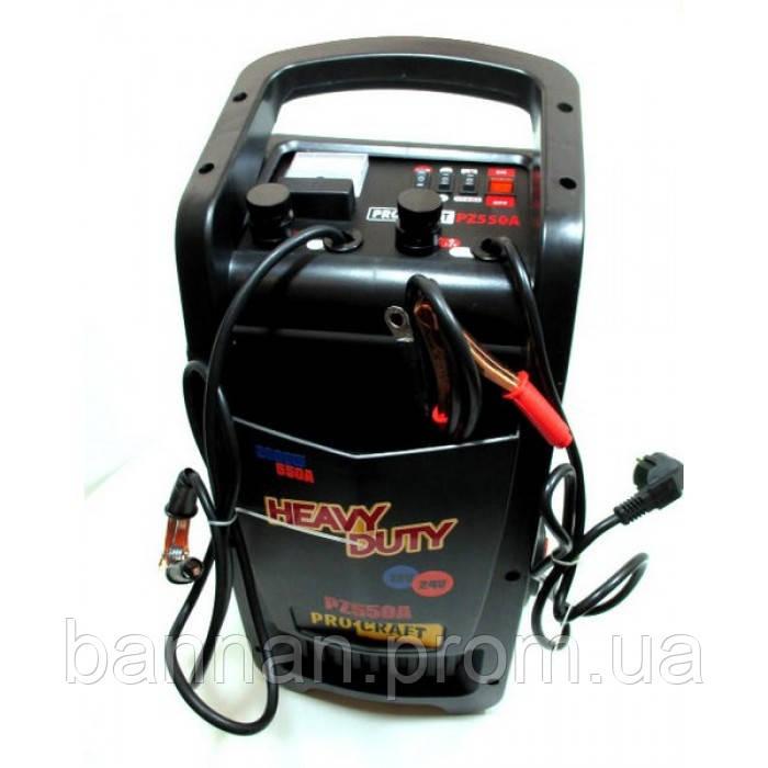 Пуско-зарядное устройство ProCraft PZ550A