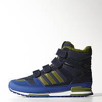 Детские ботинки Zx adidas  WINTER CF K (АРТИКУЛ: M17948), фото 1
