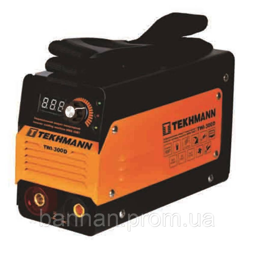 Cварочный аппарат Tekhmann  TWI-300 D
