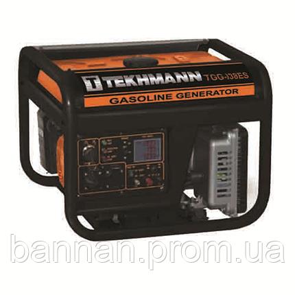 Генератор Tekhmann TGG-65 ES, фото 2