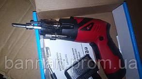 Отвертка аккумуляторная Edon EDRL01-4, фото 3