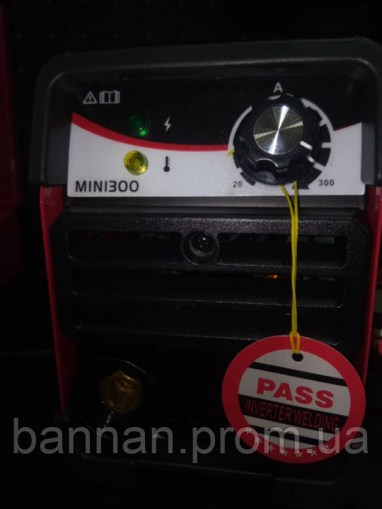 Инвертор сварочный Edon mini 300