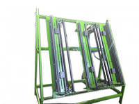 Стол пневмо-механический для изготовлення поддонов