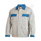 Комплект комбинезон и куртка светло-серые ПЭ+ХБ Wurth, фото 3