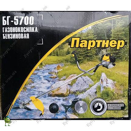 Мотокоса Партнер БГ-5700, фото 2