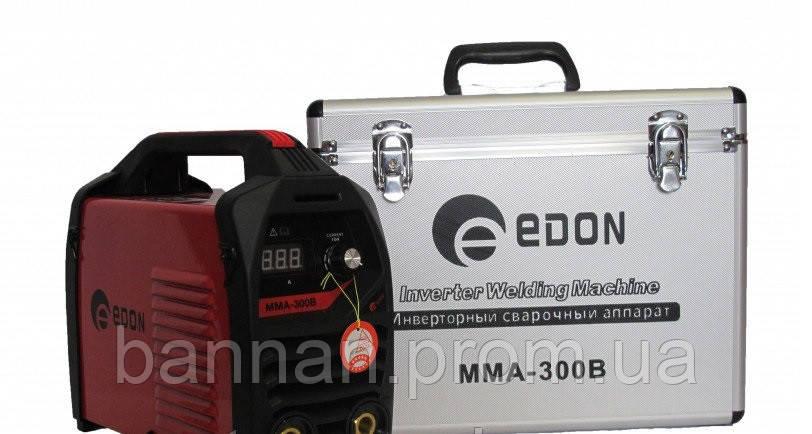Инвертор сварочный  Edon ММА-300В