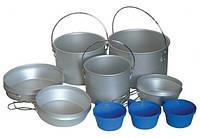 Набор посуды для туризма Tramp TRC-002