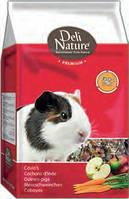Корм для морских свинок Deli Nature Premium 3 кг.