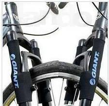 Неопреновая вело защита / пыльник / штаны вилки велосипеда (3 вида)