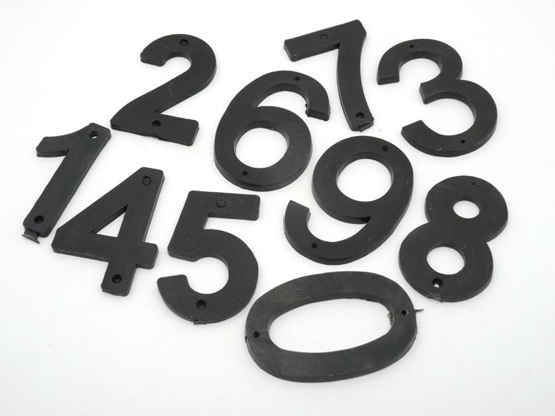Цифры для ульев