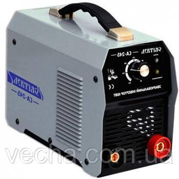 Сварочный инвертор Свитязь СА-245 (пластик. чемодан)