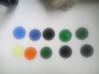Свето фильтры(оптические  цветные стекла)