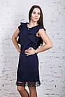 Стильное праздничное платье для девушек 2018 - Код пл-245, фото 2