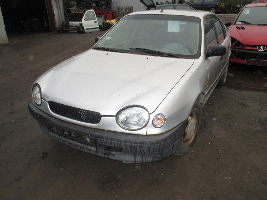 Авто под разборку Toyota Corolla E11 1.3