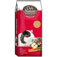 Корм для морских свинок с витамином С «Deli Nature Premium» 15кг.