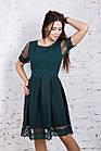 Стильное праздничное платье для девушек 2018 - Код пл-245, фото 4