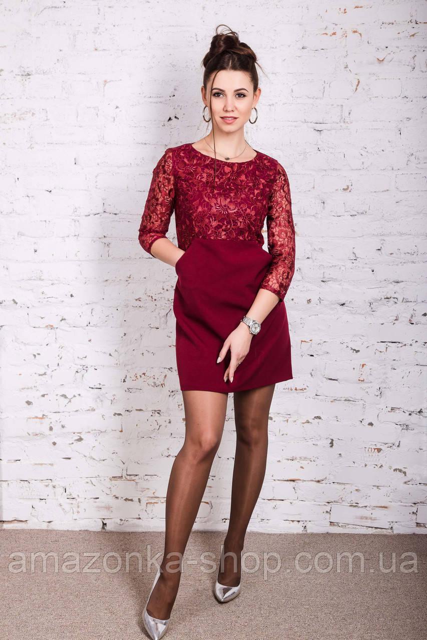 Вечернее платье для девушек кокеток 2018 - Код пл-236