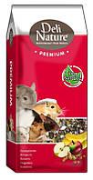Корм для шиншилл Deli Nature Premium 15 кг.