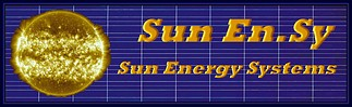 """""""Sun En.Sy"""" Солнечные энергетические системы."""