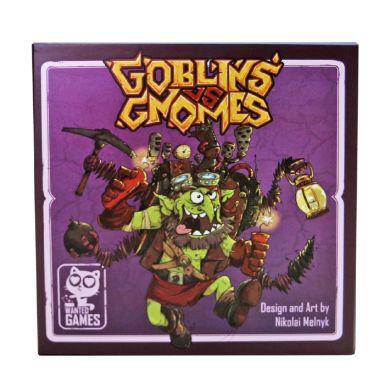 Настольная игра Гоблины против гномов (Goblins vs Gnomes), фото 2