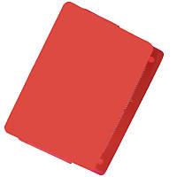 """✓Чехол-накладка MacBook Retina 13"""" Red защитный на корпус противоударный"""