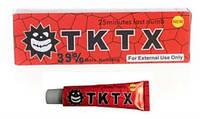 Крем анестетик TKTX 39% (Red)10гр. Лидокаин 5%, Прилокаин 5%, Эпинефрин 1%