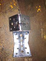 Уголок крепежный монтажный перфорированный усиленный 50х50х50