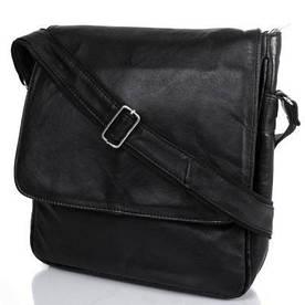 Чоловіча шкіряна сумка-почтальонка TUNONA (ТУНОНА) SK2425-2