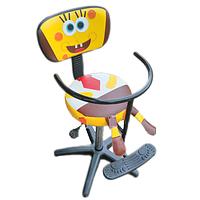Детское парикмахерское кресло Спанч Боб