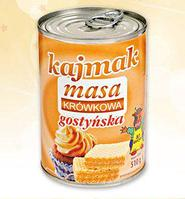 Сгущенное молоко Kajmak masa krówkowa gostyńska классическое 510г Польша
