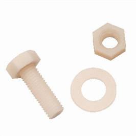 Полиамидный (пластиковый) крепеж РА6 (ПА6)